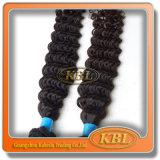 Partes brasileiras do cabelo da classe 5A de Weave Curly
