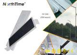 Литиевая батарея современные интегрированные солнечной лампа 30 Вт Светодиодные солнечного освещения улиц для установки вне помещений