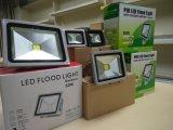 Indicatore luminoso di inondazione dell'OEM 50W RGB con il marchio libero