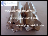 Bocados de tecla da linha do carboneto para a mineração e a rocha