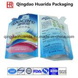 Мешок пластичный упаковывать для тензида тензида прачечного жидкостного/уборщика шампуня/ткани