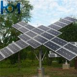 250W a 300W Módulo PV Solar panel de vidrio, con alta transmitancia