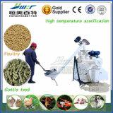Buona prestazione per la macchina dell'alimentazione del bestiame di silvicoltura per la fabbricazione della pallina