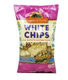 Les puces blanc Sac d'emballage/snack-sac d'emballage en plastique