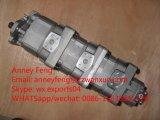 바퀴 로더 Wa380-3 Komatsu 기어 펌프 705-55-34190