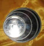 CBN del diamante que raja la lámina de corte de la rueda para el vidrio o el acero