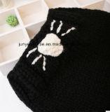 Neues  Winter-Wolle-strickende Schutzkappen-moderne Freizeit-Schutzkappe im Freien warmes Hat
