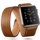 Correa de reloj del precio de fábrica del diseño de la manera (gc-s001)
