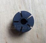Lixadora orbital de ar do rotor preto