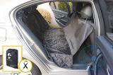 Пэт собака кожуха сиденья сиденья для автомобилей собака гамак (PSC-004E)
