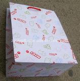 El Fsc certificó bolsos del regalo de las compras del papel de imprenta con modifica la insignia para requisitos particulares impresa