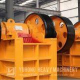 Yuhong ISO9001 & 세륨 큰 분쇄 비율에 승인되는 턱 쇄석기