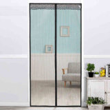 반대로 Mosquitoes Magnetic Door Screen Curtain 또는 Door Mosquito Net