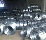 Строительство мягкой оцинкованной проволоки или имеющих обязательную силу Gi стальной проволоки для продажи