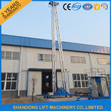 Hydraulischer Aluminiumlegierung-Aufzug mit Cer