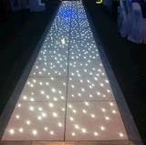 Événement Dance Floor illuminé par les étoiles de location DEL Dance Floor de prix de gros pour le mariage