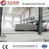 De automatische Gesteriliseerde met autoclaaf Geluchte Concrete Installatie van het Blok AAC