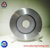 HSS película del protector de la máquina de corte longitudinal cuchilla circular grande