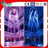 Jardin décoratif de conception spéciale avec rideau d'eau intérieur ou extérieur LED coloré