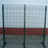 庭のための簡単なアセンブリ金属の塀のパネル