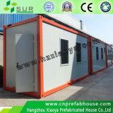 Ufficio mobile portatile del contenitore della struttura d'acciaio
