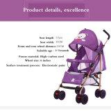 Anerkannter Qualitäts-Baby-Spaziergänger-China-Fabrik-Großverkauf