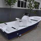 Рыбацкая лодка Liya 8men для изготовления шлюпки корпуса стеклоткани сбывания