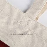 Sacos de Tote relativos à promoção da lona do algodão