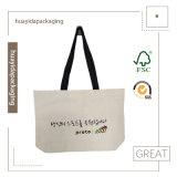 Top qualité à éco Shopping sac fourre-tout sac en toile de coton