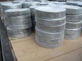 Tamis filtrant en plastique d'extrusion de vis de double de l'acier inoxydable 304