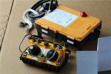 Unidad de mando a distancia en off Joystick industrial inalámbrico remoto Contoller F24-60 para grúa de servicio pesado