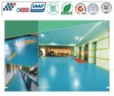 Surface de plancher de sports intérieurs sans couture pour gymnase, centre de remise en forme, salle de danse