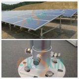 Terra dos raios solares parafusos para fixação dos raios solares