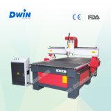 Jinan Factory 4X8 Feet 5.5kw mesa de vácuo Woodworking CNC Router para venda (DW1325)