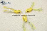 richiamo vuoto di plastica morbido di pesca della rana del corpo dell'occhio 3D