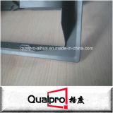 Grijze poeder-met een laag bedekte het metaaldeur AP7040 van Paintable
