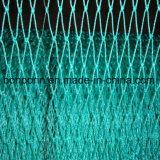 Fibra de grande resistência de UHMWPE para a rede de pesca e a cultura aquática
