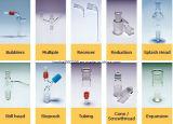 科学的な実験室のガラス器具