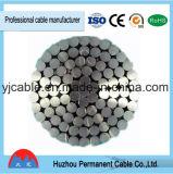 Solo cable de alambre de tierra de cobre de la instalación del alambre eléctrico
