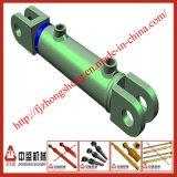 Guarniciones de la maquinaria de construcción del cilindro hidráulico de Daewoo