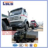 De Vrachtwagen van de Tractor van Beiben 6*4 420HP voor Oeganda