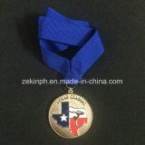 Medallas de encargo con los acolladores para la colección