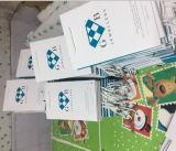 Brown Kraft Print Paper Shopping Gift Hand Sac à bandoulière en cosmétique (F60F)