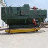 動力を与えられるモーターを備えられるCabelのドラム材料の転送のための車を扱う(KPJ-40T)