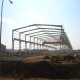 Almacén de la estructura de acero para la fábrica de Suráfrica