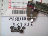 Hochleistungs--Minikugellager 2*7*3mm Mr72zz