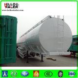Acoplado del tanque de acero de carbón del árbol 42000L del acoplado 3 de Helloo