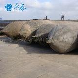 Варочные мешки пневматического резиновый корабля сертификата BV запуская от фабрики Китая