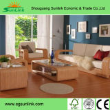 Штаты Америки цельной древесины кухня кабинет мебель (AIS - K047)