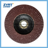 Angular Grinder Flap Disc Alumina Abrasive Flap Wheel